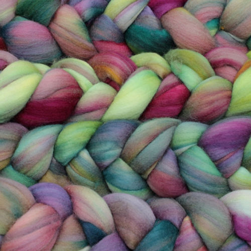 Fibre for Spinning and Felting