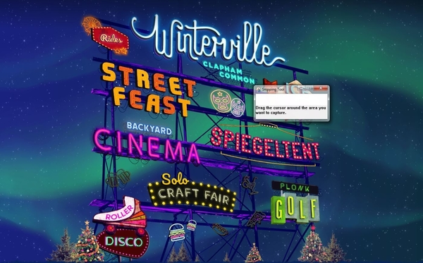 Winterville is back !