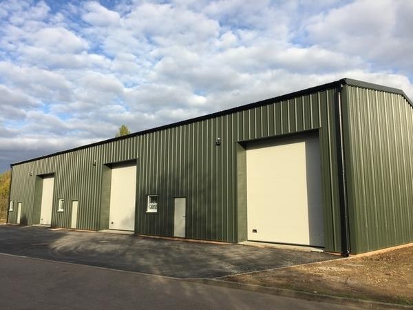 Choosing the Right Portal Frame Building Manufacturer