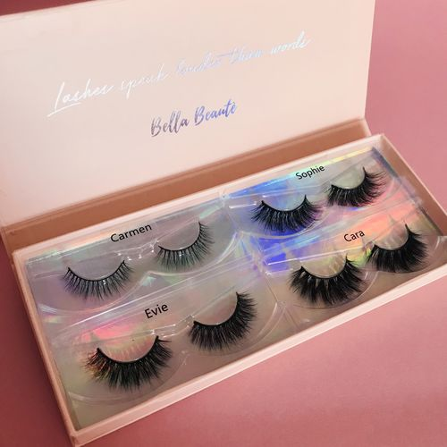 LASH LIKE A BOSS- SOLD OUT