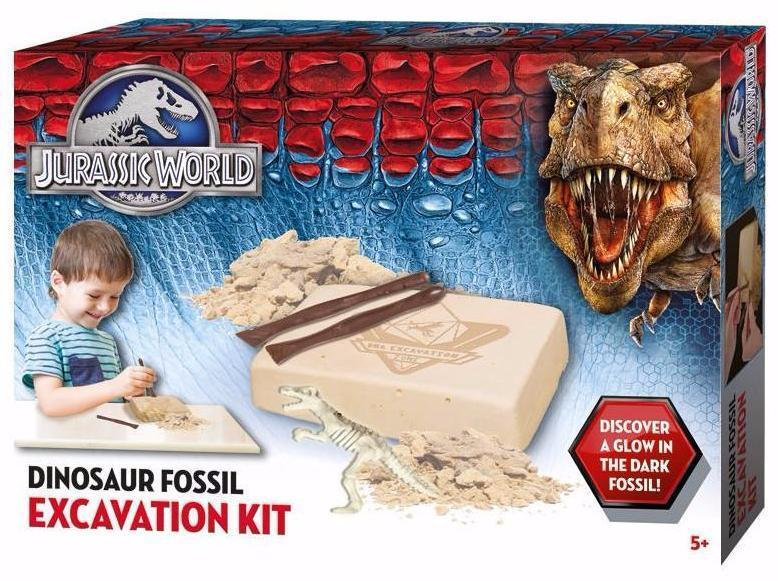 Jurrassic World Dinosaur Fossil Excavation Kits EXCAVATION KITS