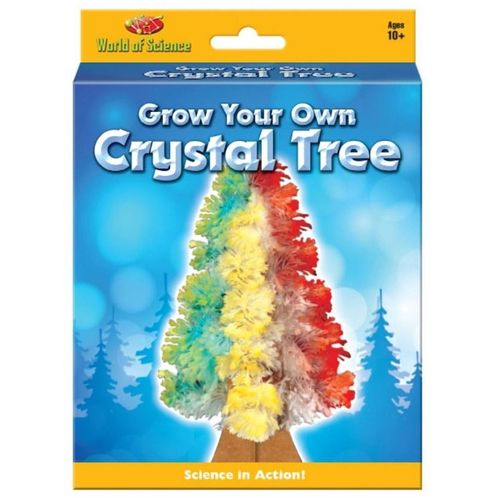 Grow Your Owen Crystal Tree