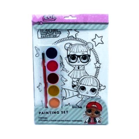 LOL Surprise Arts & Craft Pack