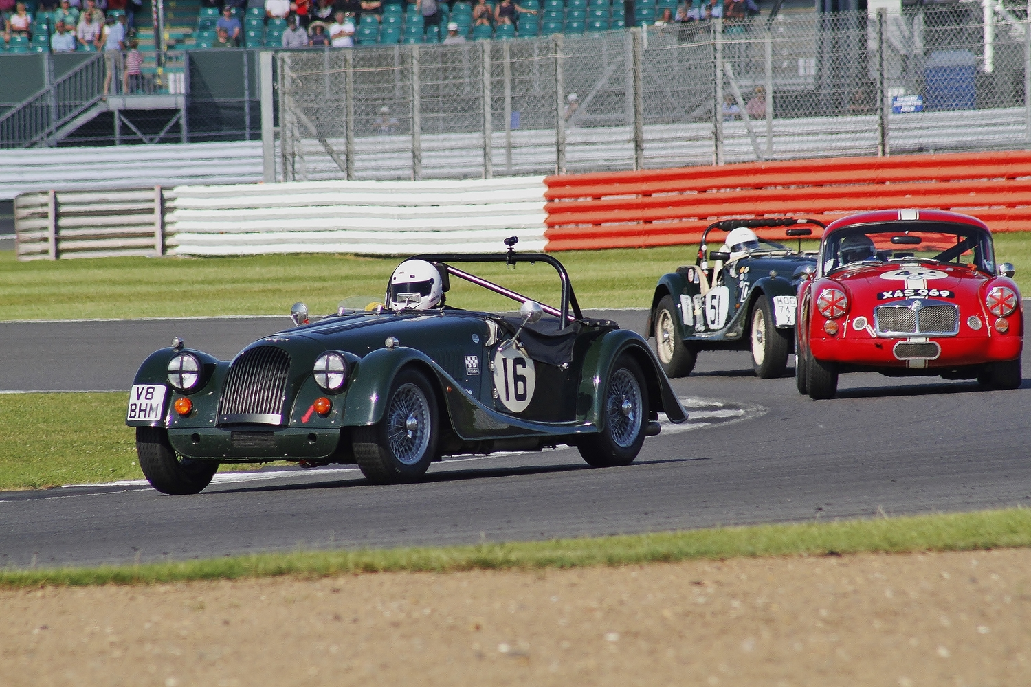 2016 Techniques Trophy at Silverstone