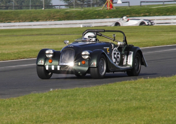 Aero Racing Morgan Challenge Update (Dec 2016)