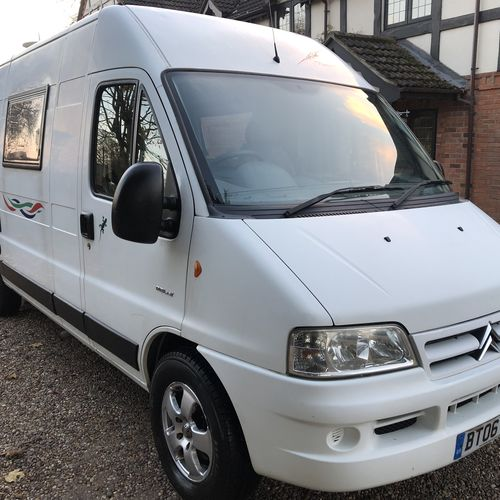 2006 Citroen Relay 2.2 HDi LWB Camper Van 2 Berth Tynedale - Huge Spec - Luxury
