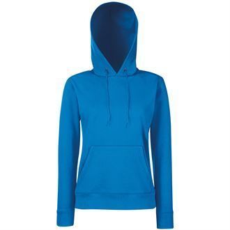 NKA Classic 80/20 lady-fit hooded sweatshirt SS038