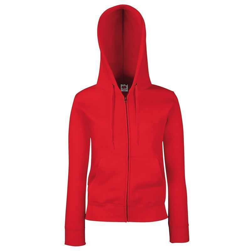 NKA Premium 70/30 lady-fit hooded SS312