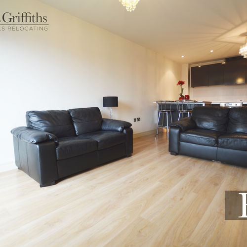 Renting in Cardiff - 2 Bedroom Apartment, Cardiff Bay - Two Bedroom Apartment with Stunning Water Views and Two Private Balconies