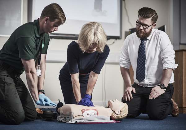 Norwich First Aid at Work Training
