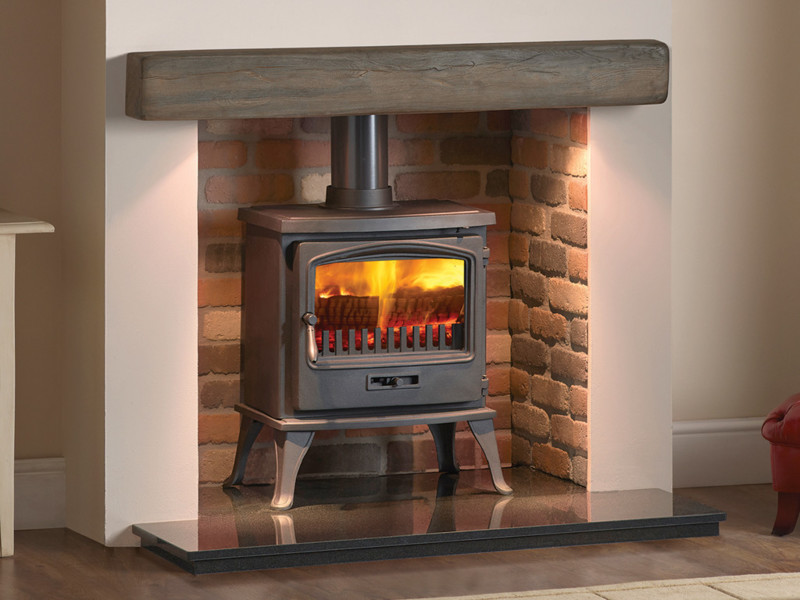 Stoves, fireplace, Woodburner, Capital, Arada, Stove, Multi-fuel, wood burning