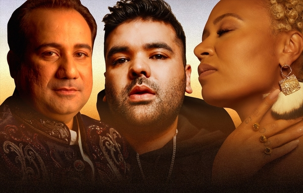 Have You Heard 'Bungee Jumping' By Naughty Boy Ft. Rahat Fateh Ali Khan And Emeli Sande?