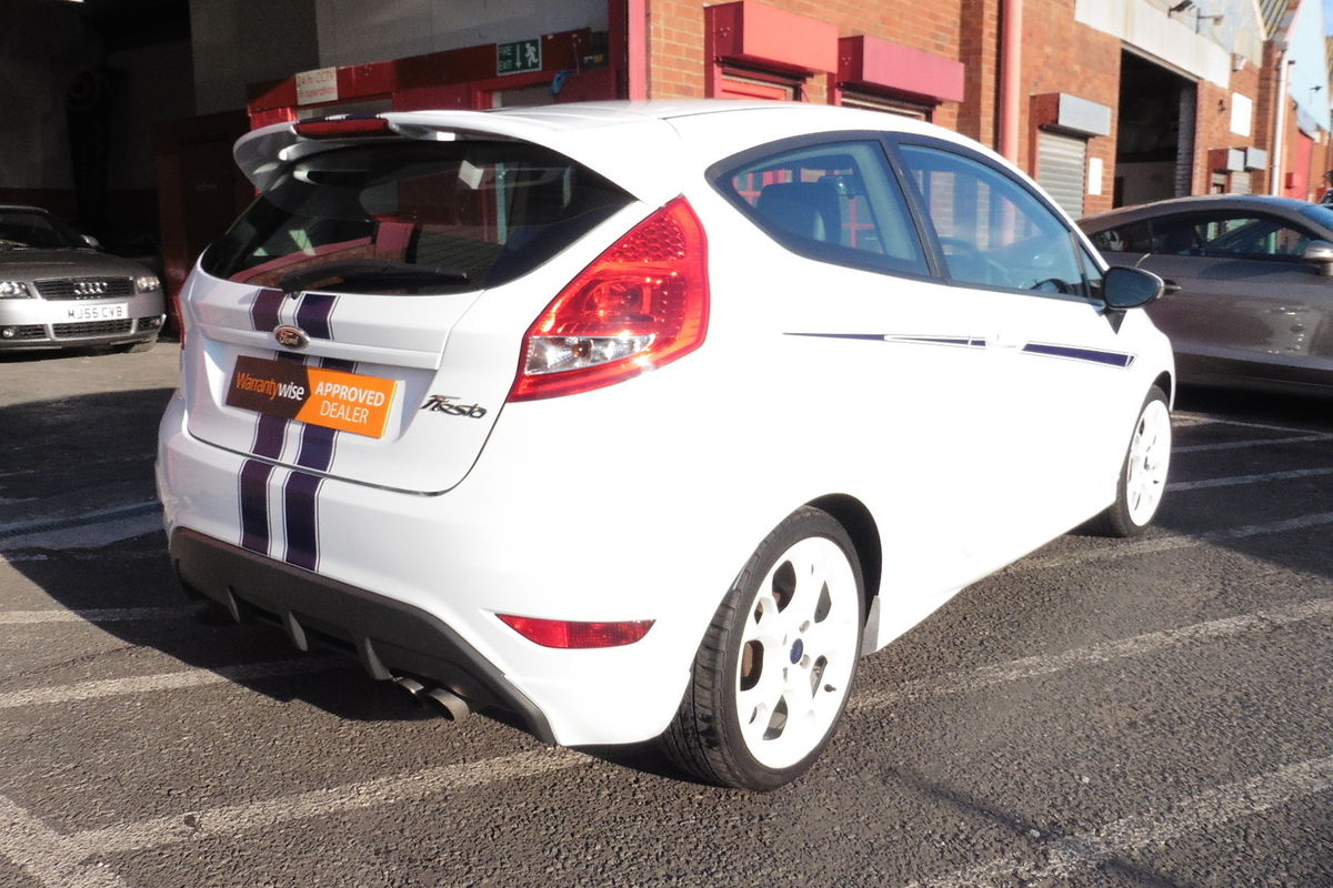 Ford Fiesta 1.6 S1600 3dr - Full Service History - Full Leather Interior - 2 Owners