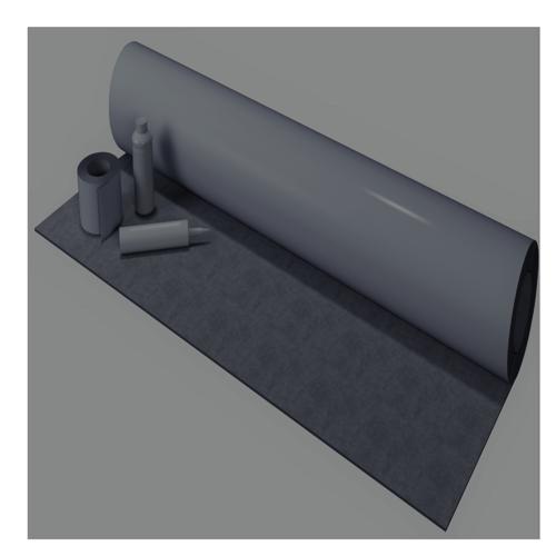 Orca tanking kit 10m
