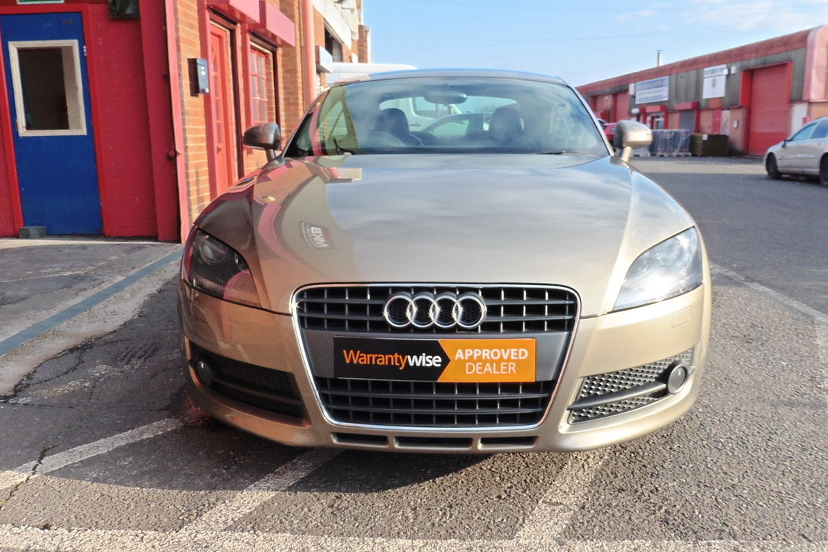 Audi TT 2.0 TFSI 3dr - Half Leather / Half Suede Interior - Great Service History