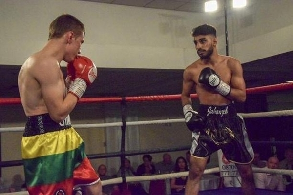 """I DON'T BELIEVE IN RUSHING ART, I TAKE MY TIME AND GET THE JOB DONE"": Rising Bradford prospect Amin Jahanzeb already making waves in pro-ranks"