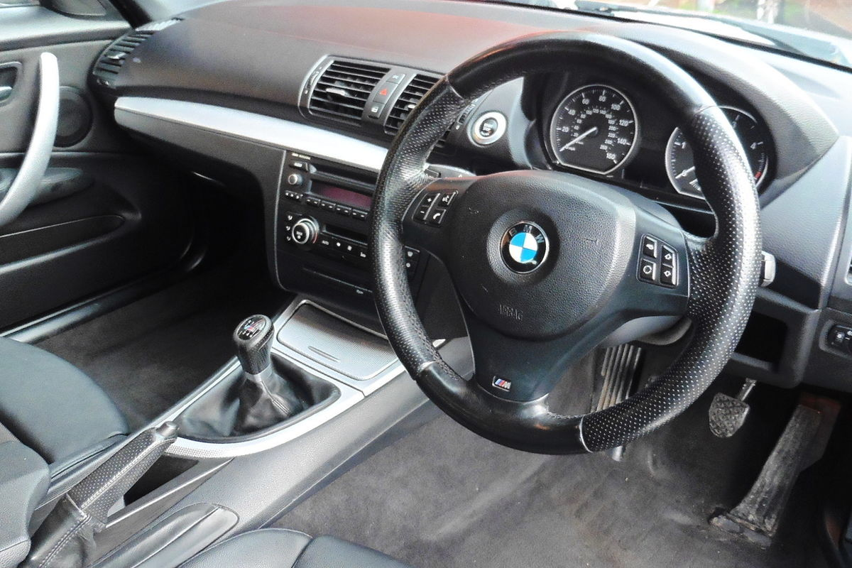 BMW 120d M Sport 2.0 5dr - Half Leather Interior! Bluetooth Connectivity!