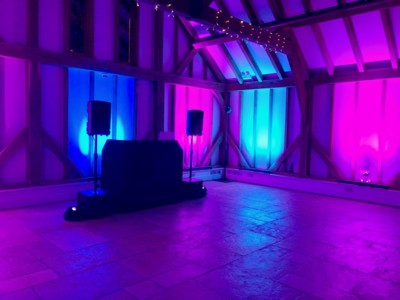 WEDDING DJ PACKAGES LONDON AND SURREY