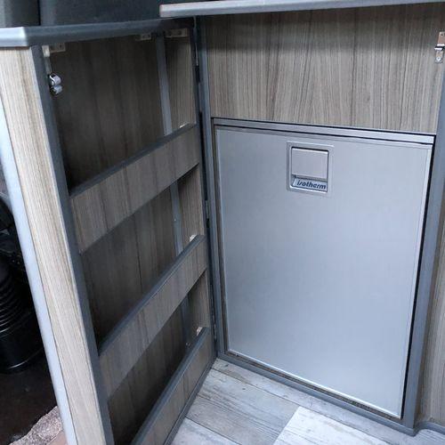 2008 Ford Transit Camper Van 2 Berth Fixed Bed 2.4TDCi 6 speed LWB - Superb Spec