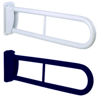 Hinged Arm Support Blue
