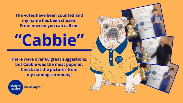 Say Hello To Cabbie!
