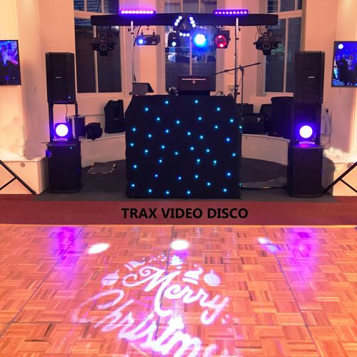 TRAX Video Disco Package