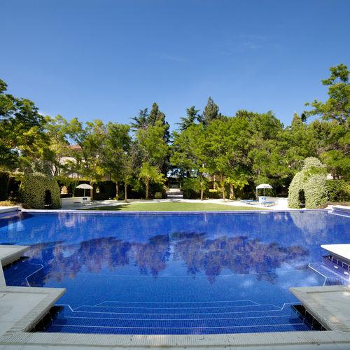 Stylish Italian Spa and Beach Club