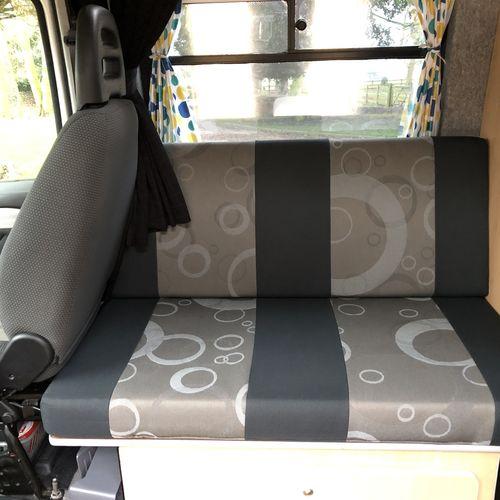 2006 Citroen Relay Camper Van 2 Berth SWB 2.0 HDi - 72480 miles