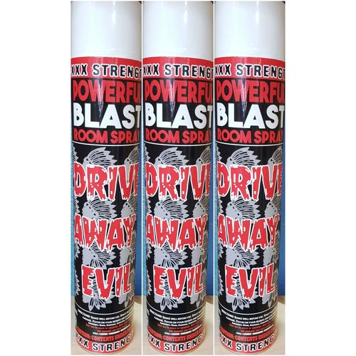 Drive Away Evil Blast Spray