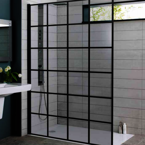 300 x 2000mm Urban Wetroom Screen Return panel