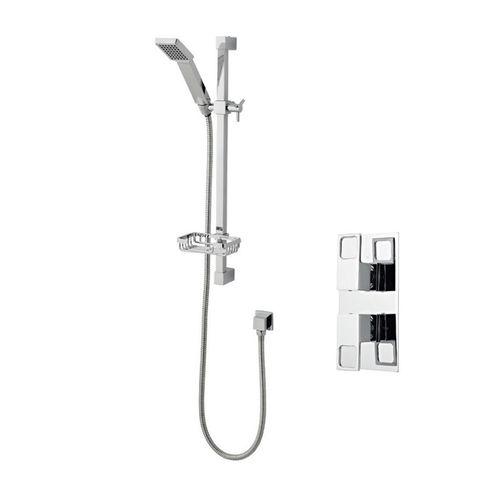 Quad Shower Option 1