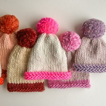 Intro to  Knitting  Workshop