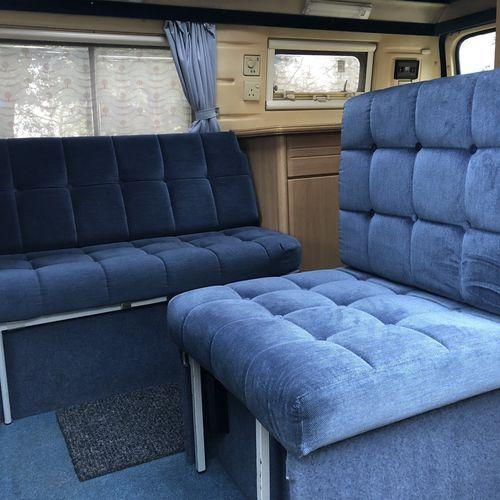 Autosleeper Rambler Camper Van 2 Berth - 2000 (W)reg - Compact SWB - Impeccable Service History