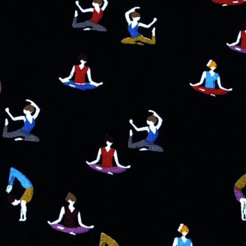 Lady McElroy Shantini Yoga Viscose