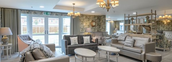 The Hamptons Care Home, Lytham St Annes for Newcare with Mcgoff Construction