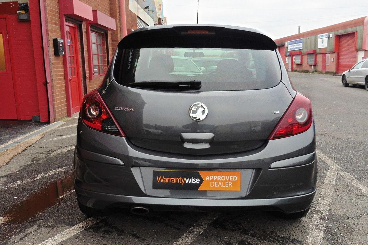 Vauxhall Corsa 1.4i 16v SRI 3dr (A/C) - New MOT!