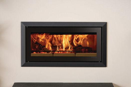 Studio Wood Burning Fires