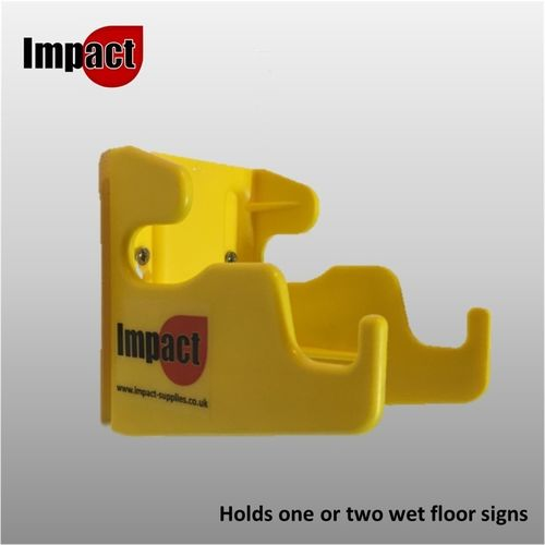Wet Floor Sign Holder/Bracket