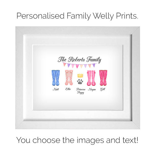 Welly 'Create Your Own' Design