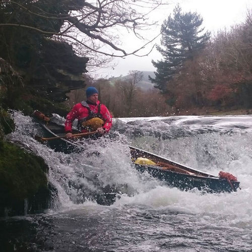 British Canoe Courses