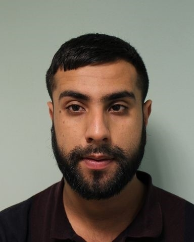 Mohammed Awais sentenced to nine years in jail for raping and robbing woman