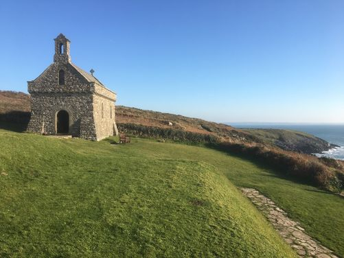 In the Footsteps of St David