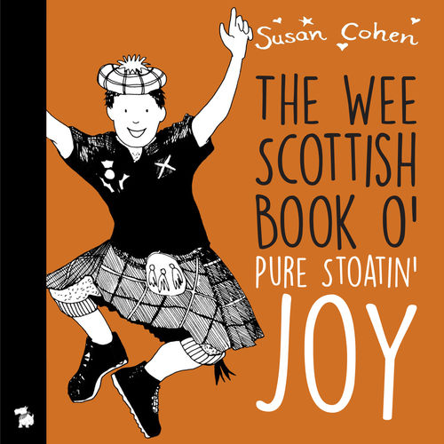 THE WEE BOOK O' PURE STOATIN' JOY