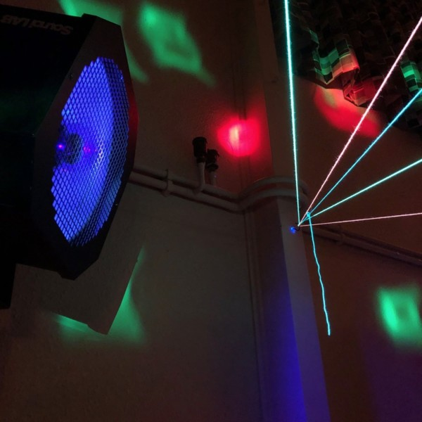 UV Lighting Hire London Surrey