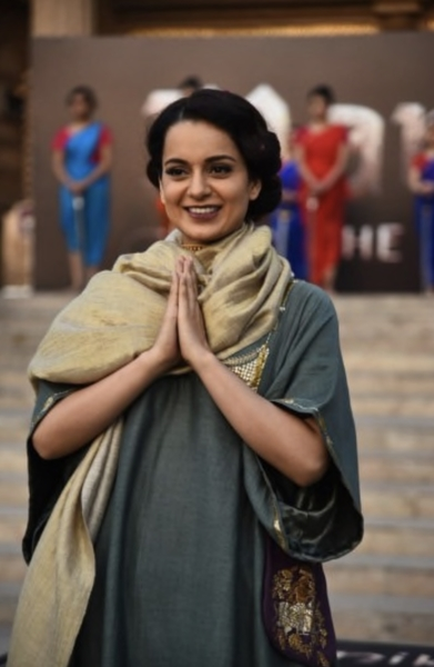 The second song titled Bharat from Manikarnika: The Queen of Jhansi