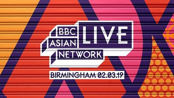 BBC Asian Network's line-up for Asian Network Live 2019 looks lit