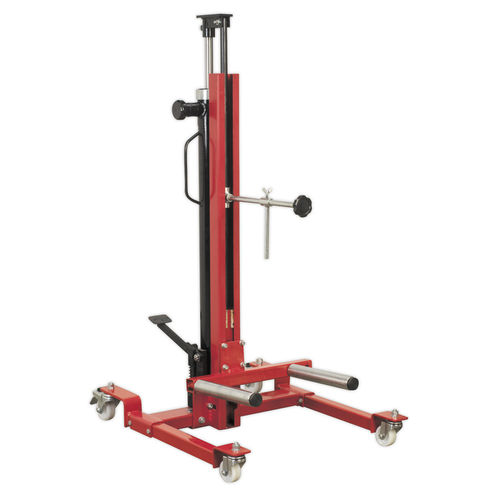Wheel Removal/Lifter Trolley 80kg Quick Lift - Sealey - WD80