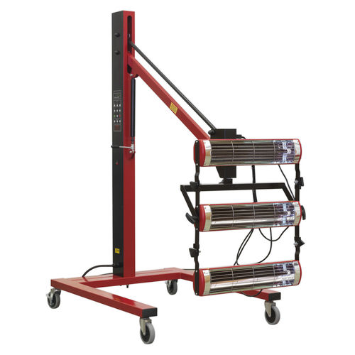 Infrared Panel Dryer - Short Wave 3000W/230V - Sealey - IR3000