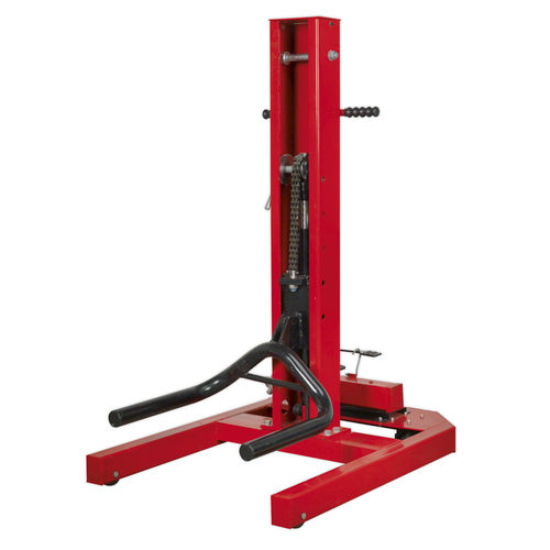 Vehicle Lift 1.5tonne Air/Hydraulic with Foot Pedal - Sealey - AVR1500FP