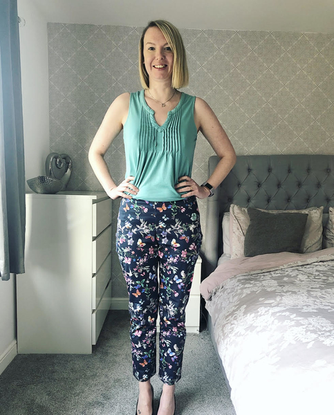 Sew Over It Ultimate Trousers made by Adelle